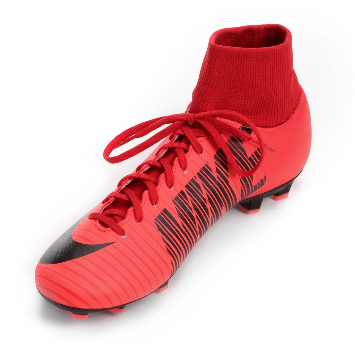 Chuteira Campo Nike Mercurial Victory 6 Dynamic Fit FG Masculina ... 2240ece19dc8a