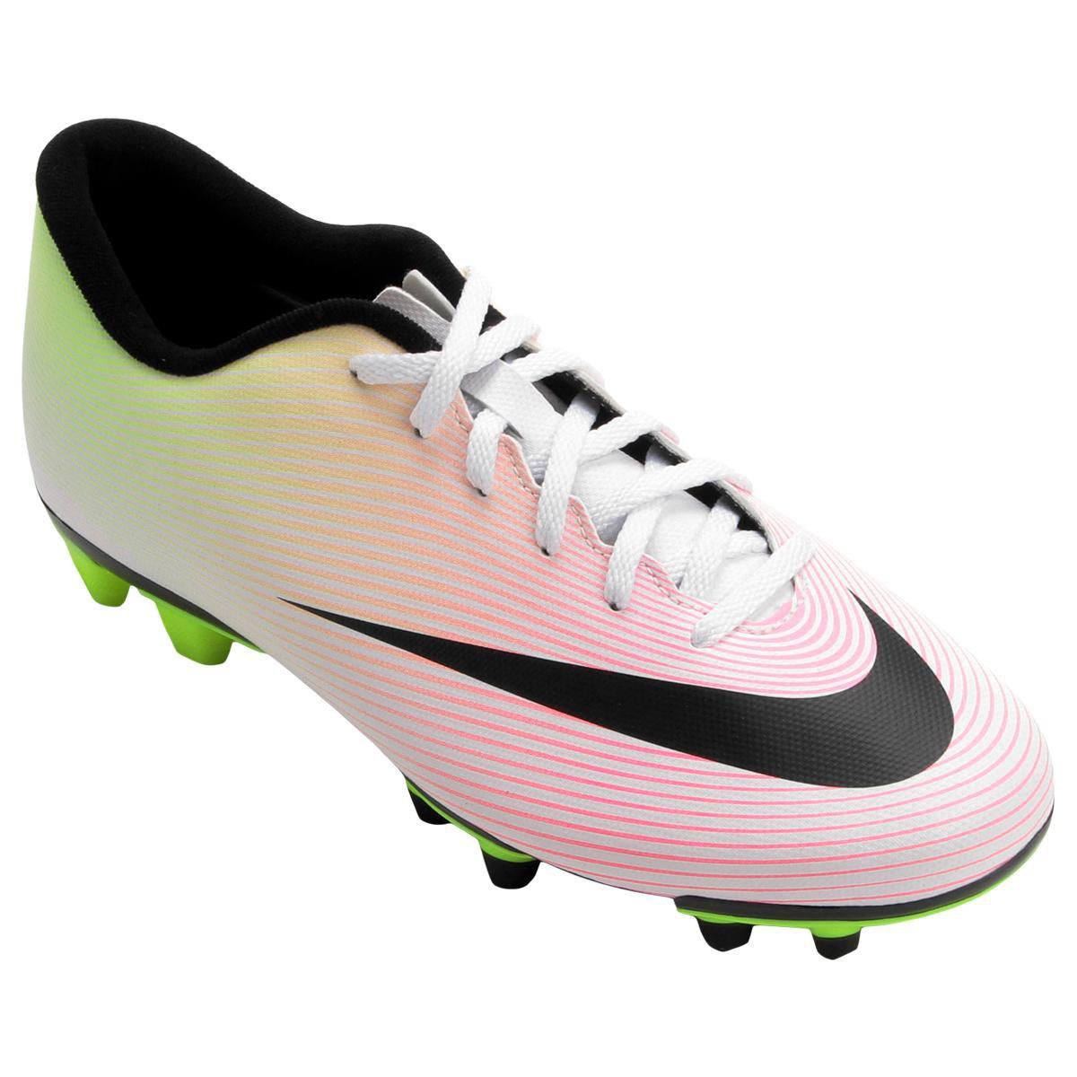 8bb57d9aaf0a9 Chuteira Campo Nike Mercurial Vortex 2 FG Masculina - Compre Agora ...