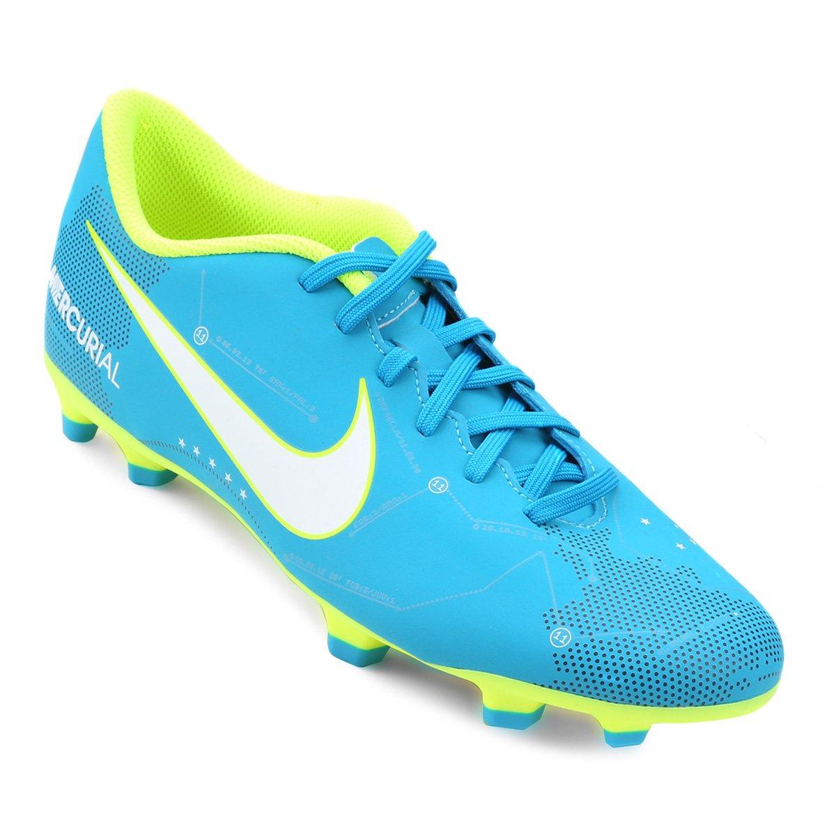 bofetada calificación No es suficiente  Chuteira Campo Nike Mercurial Vortex 3 Neymar Jr FG   Netshoes