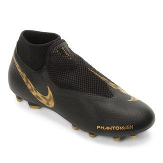 Chuteira Campo Nike Phantom Vision Academy DF FG