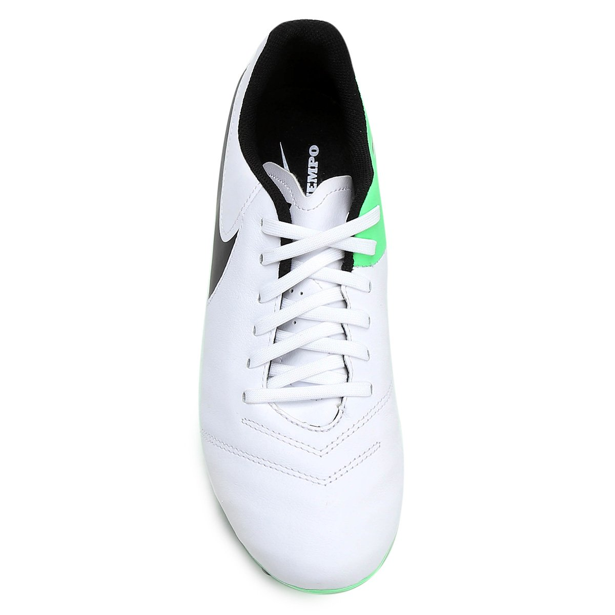 Chuteira Campo Nike Tiempo Genio 2 Leather FG - Compre Agora  42dc8d7234f69