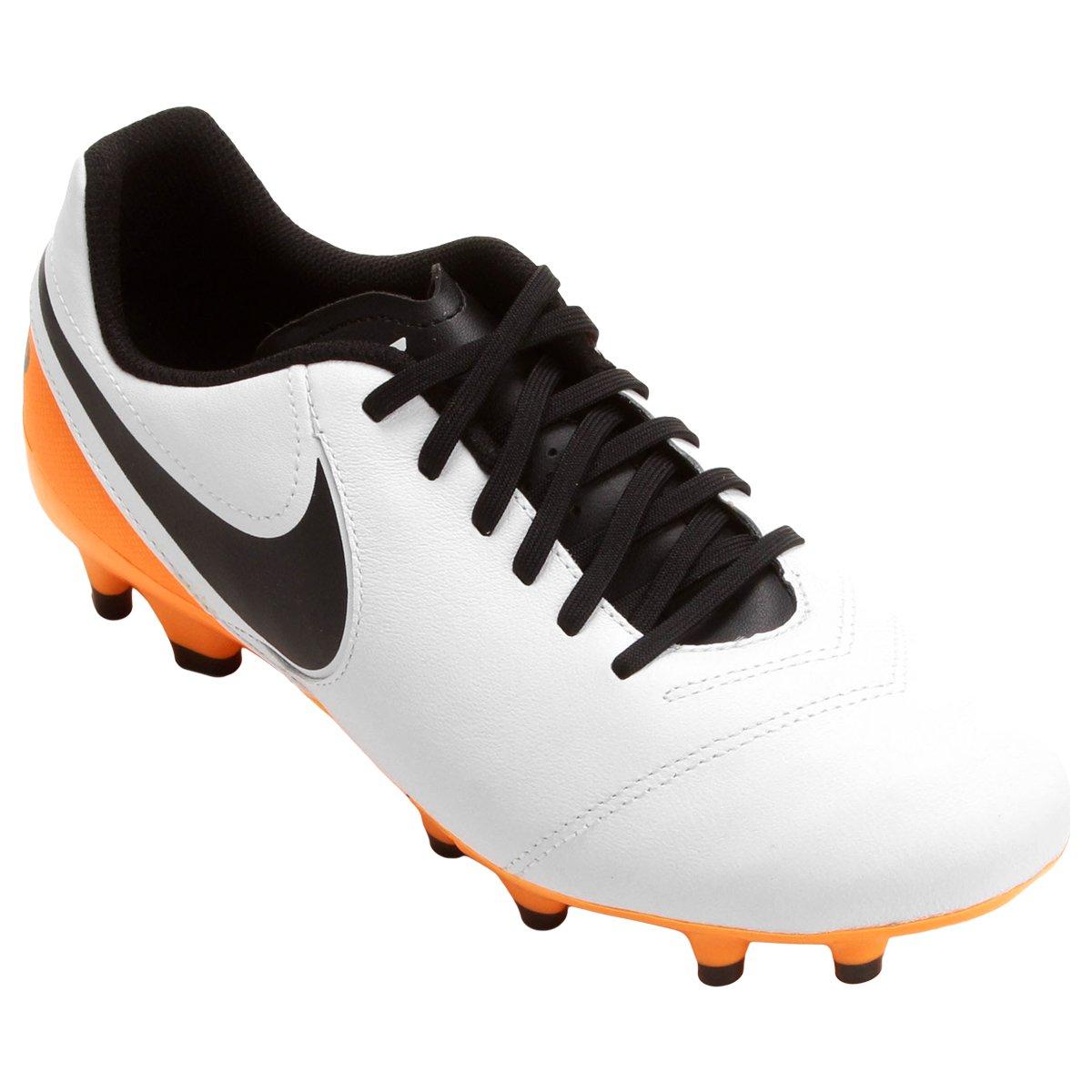 eb3a7bec5a Chuteira Campo Nike Tiempo Genio 2 Leather FG - Compre Agora