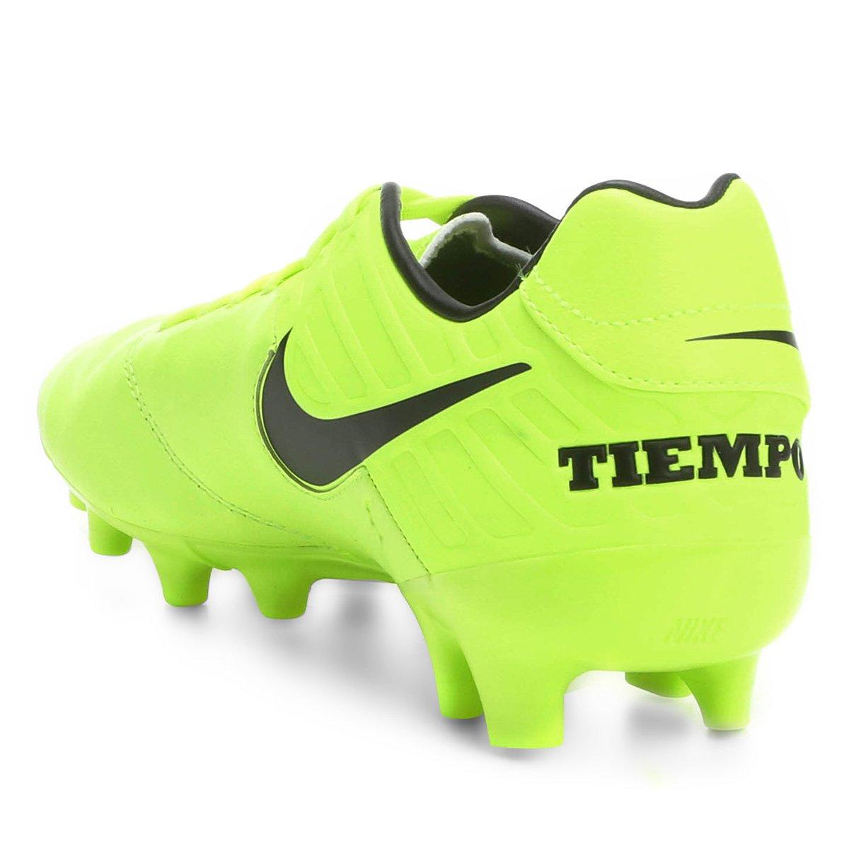 Chuteira Campo Nike Tiempo Mystic 5 FG - Compre Agora  6c952a114795d
