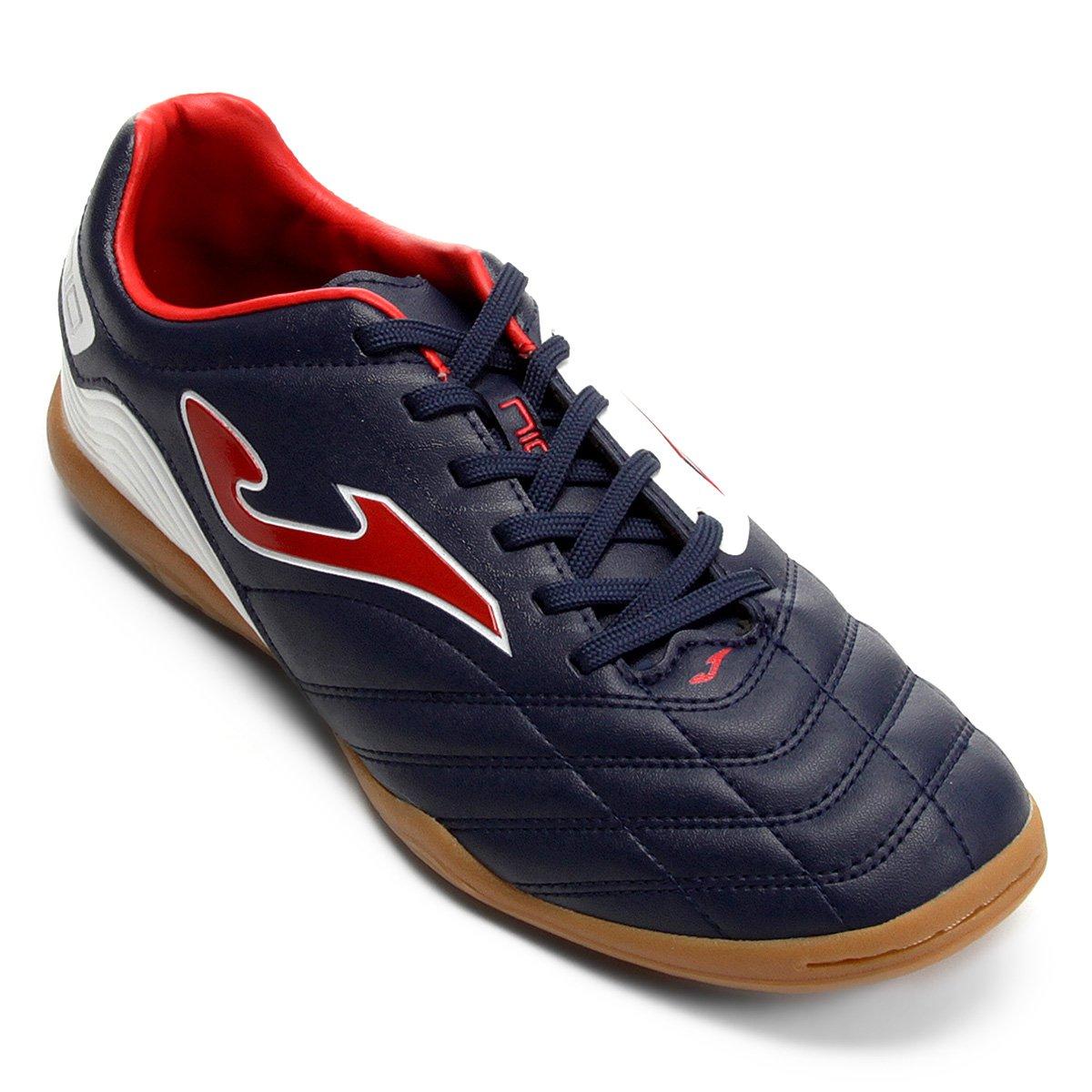 94cdc7a370 Chuteira de Futsal Joma Número 10 IN
