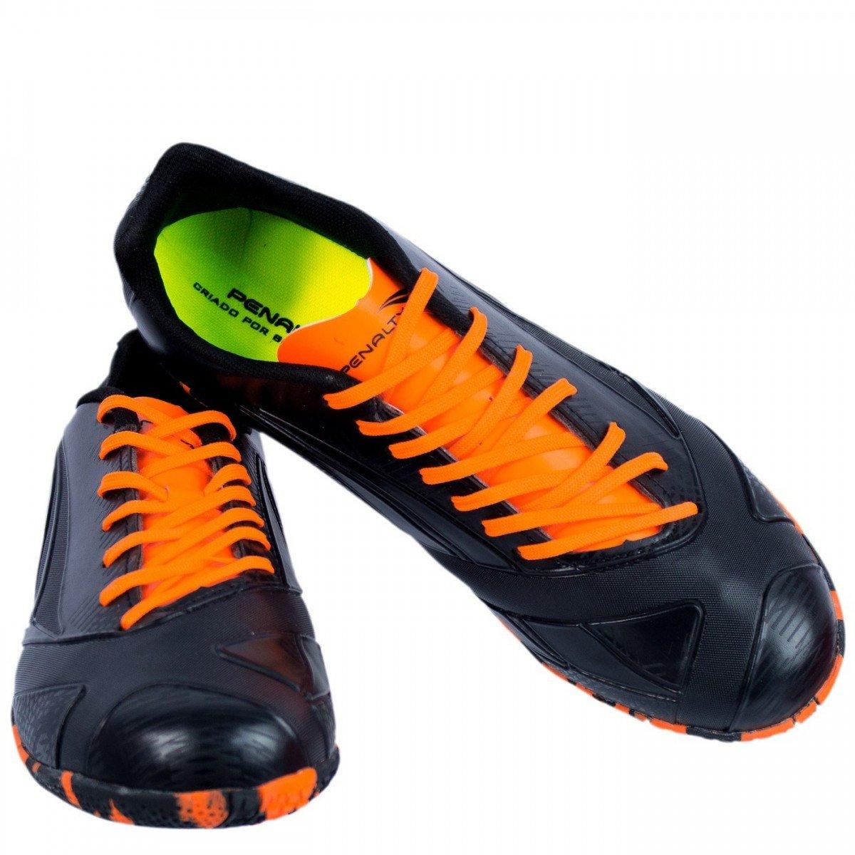 eb28ad8716 Chuteira de Futsal Penalty Victoria RX - Preto - Compre Agora