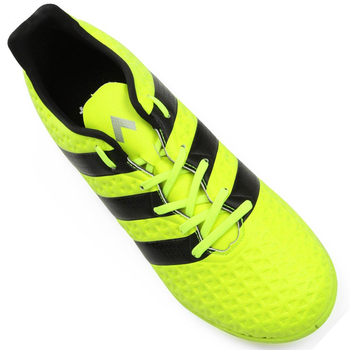 ... Preto Chuteira 4 Futsal Verde Adidas Limão Masculina Ace e IN 16 6v6qP e8a19aef1464d