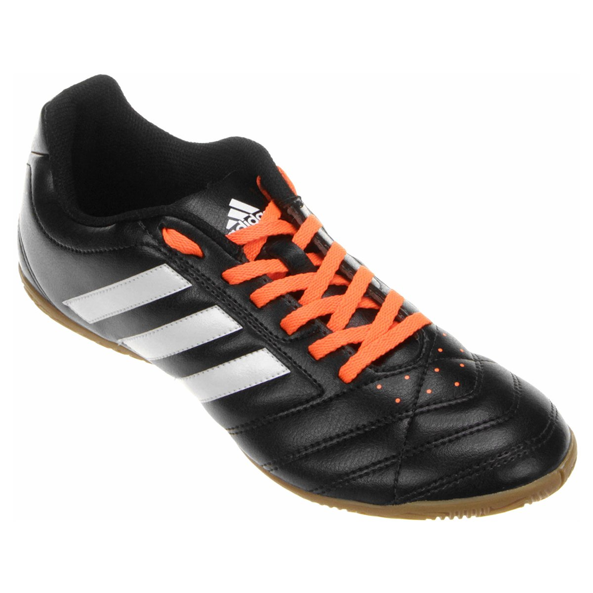 Chuteira Futsal Adidas Goletto 5 IN Masculina - Compre Agora  6cd3a8836ab30