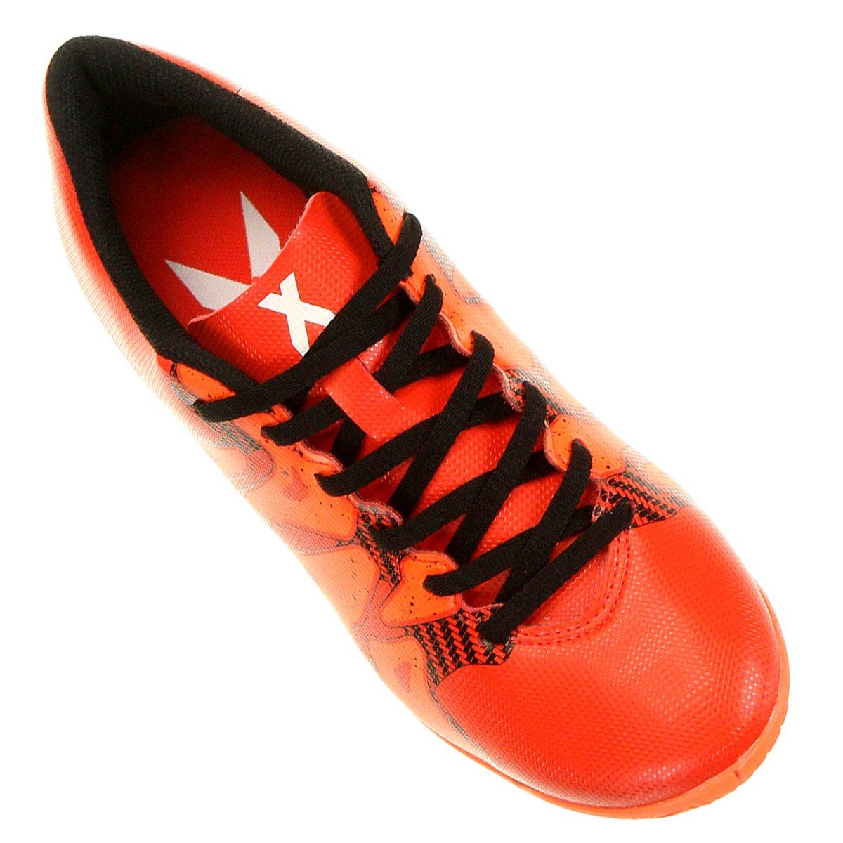 Chuteira Futsal Adidas X 15 4 IN Masculina - Laranja - Compre Agora ... 4f692aebe16d7