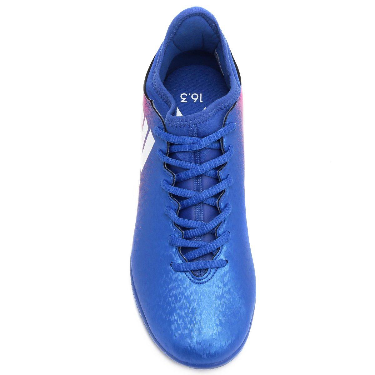 f2a12aa645 Chuteira Futsal Adidas X 16.3 IN - Compre Agora