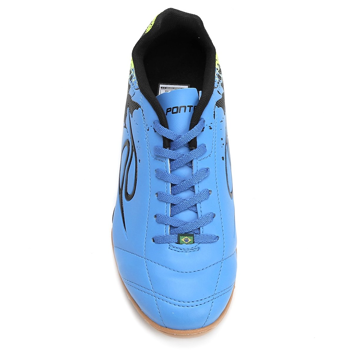... Chuteira Futsal Futsal Verde Dalponte Chuteira Contact Azul Masculina e  wBqr7ZawT bf09b55586af8