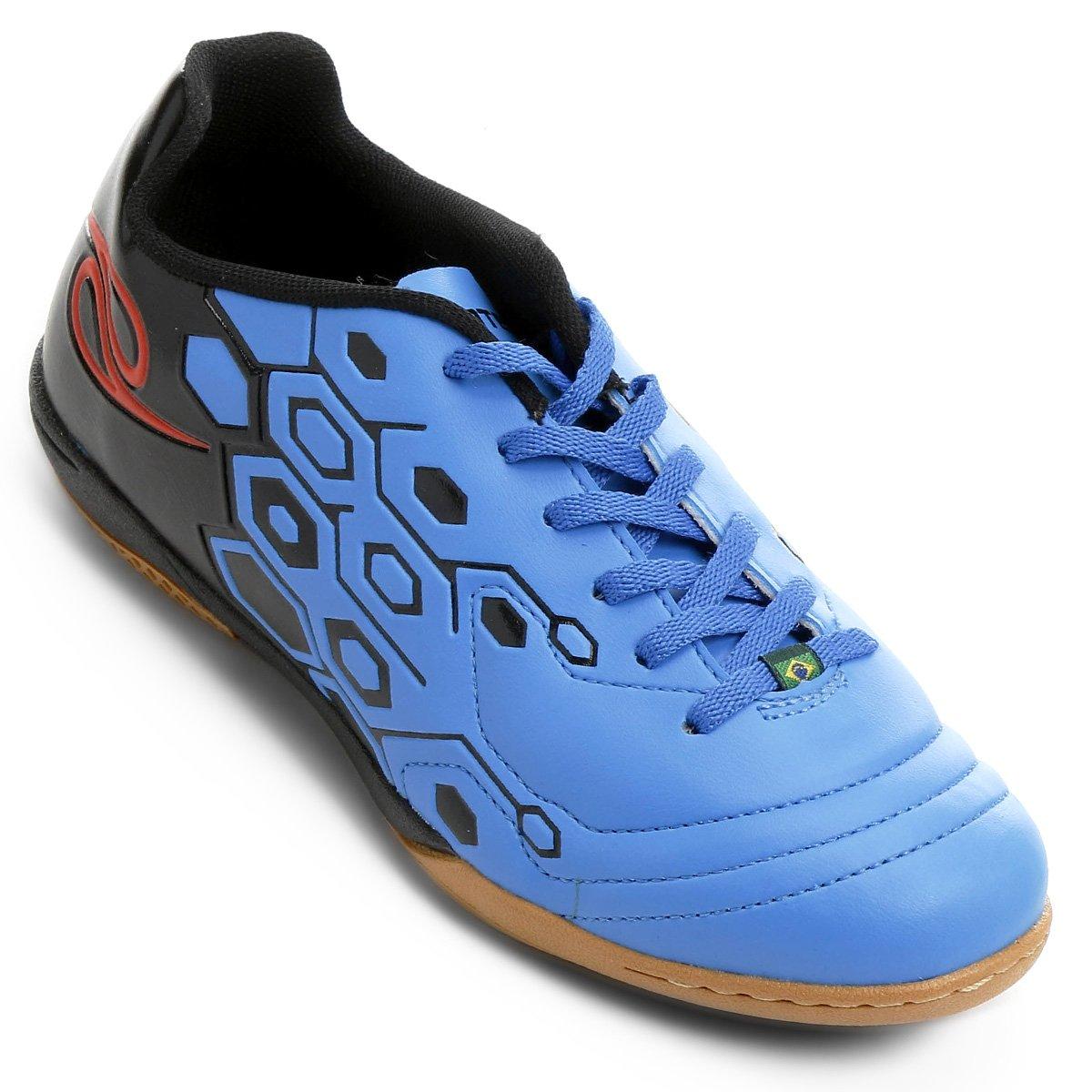 Chuteira Futsal Dalponte Cyber Masculina - Compre Agora  28aafe8d55c5b