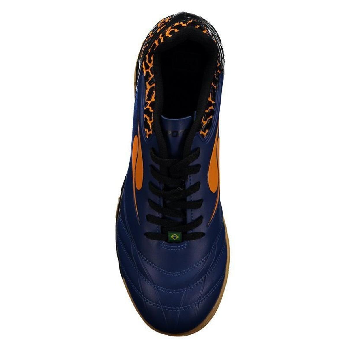 Chuteira Futsal Dalponte Eletric Masculina - Azul - Compre Agora ... 728665e10a325