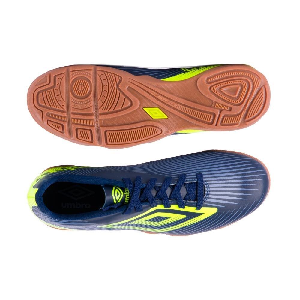 Futsal Speed Umbro Limão Speed Chuteira Indoor e Marinho Chuteira Verde Indoor Futsal HqqEO6