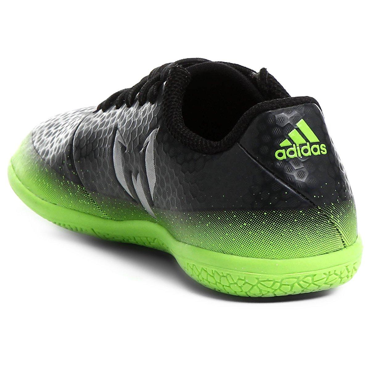 Chuteira Futsal Infantil Adidas Messi 16.3 IN - Compre Agora  1cc61f3393781