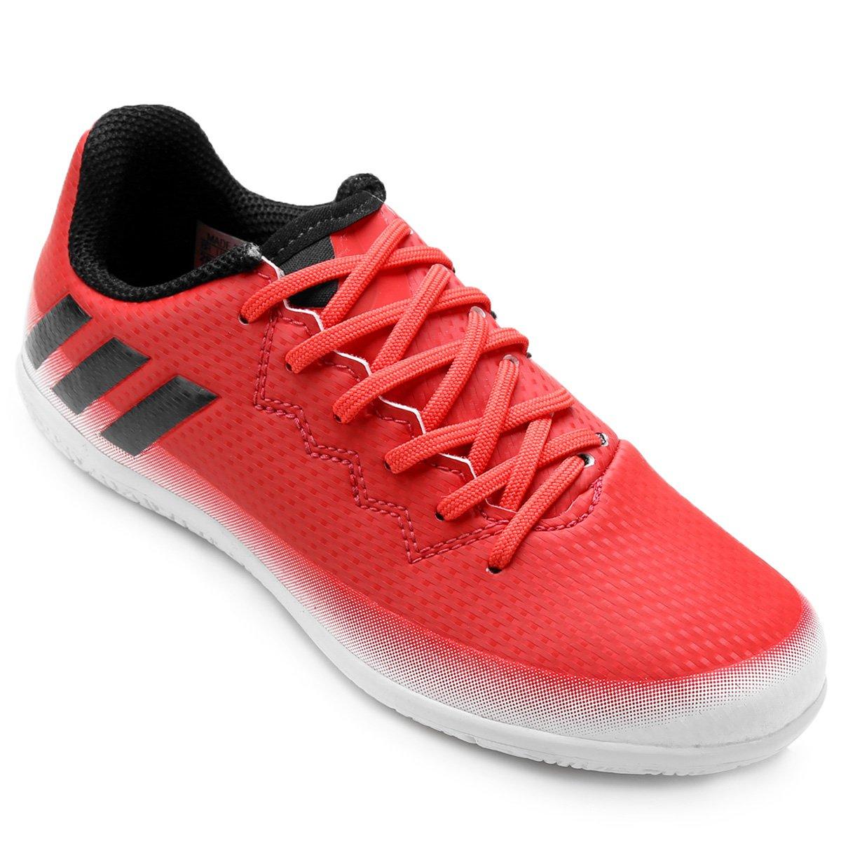 517b15a212 Chuteira Futsal Infantil Adidas Messi 16.3 IN - Compre Agora