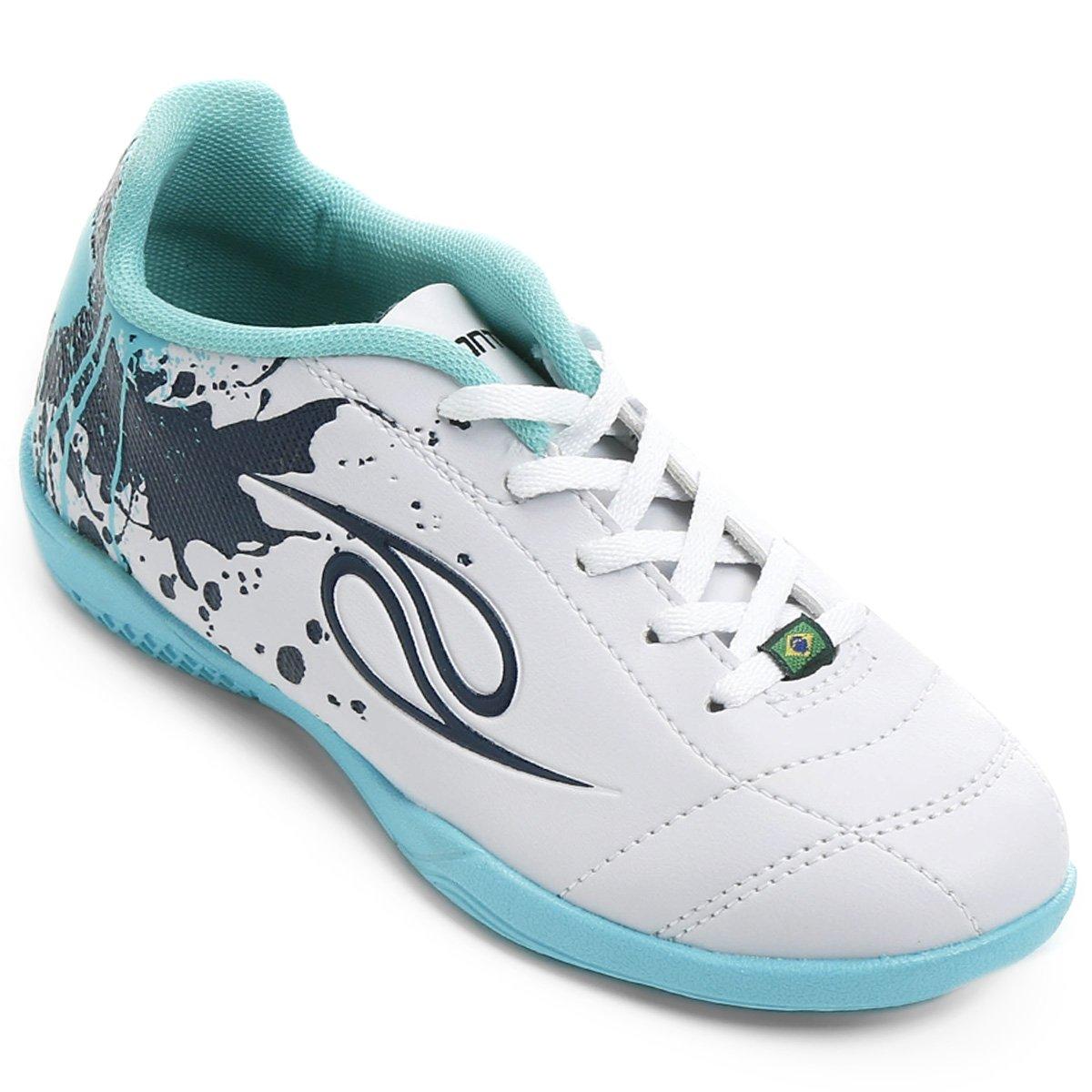 Chuteira Futsal Infantil Dalponte Contact - Compre Agora  1b60436a33e30