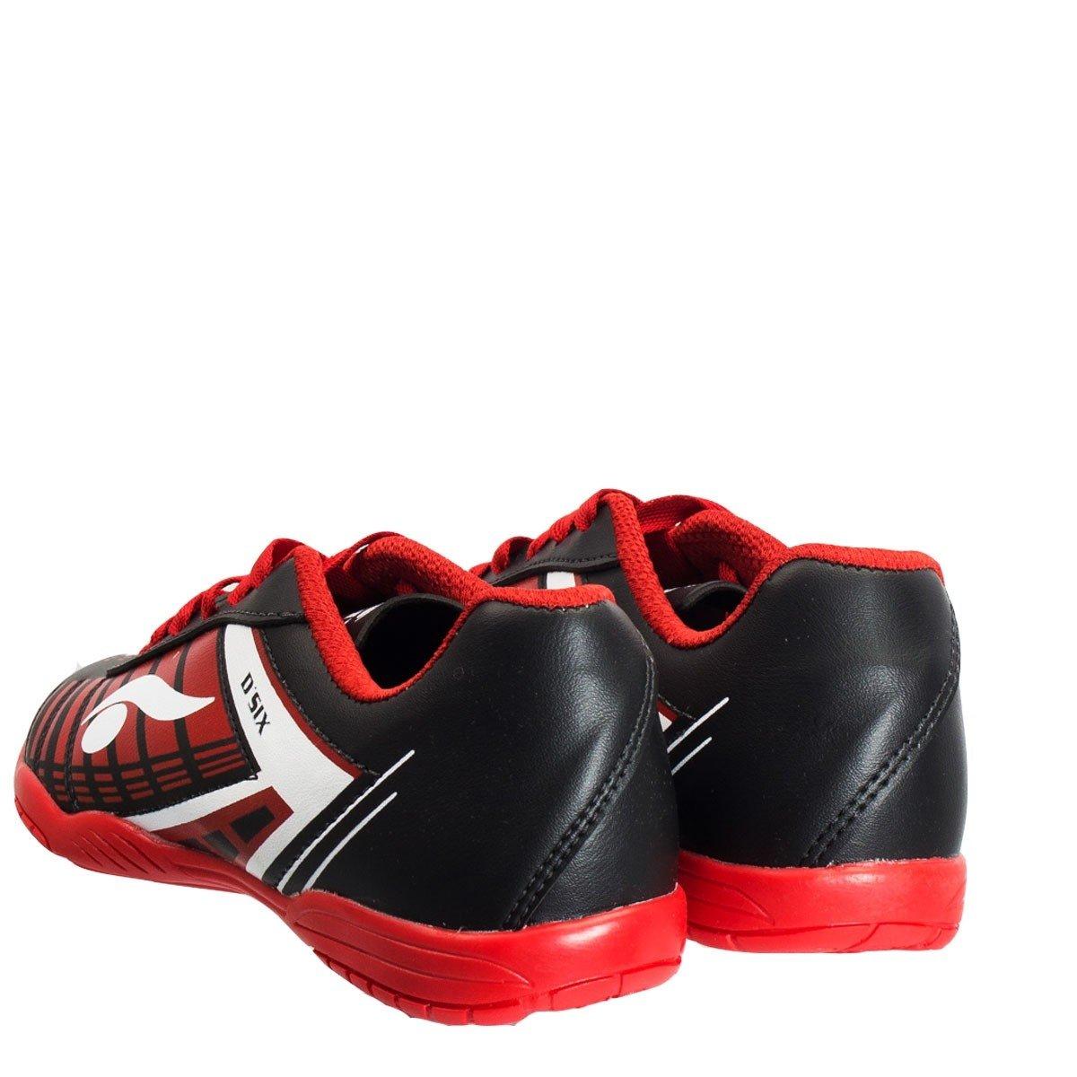 Chuteira Futsal Infantil D six Indoor 6202 - Compre Agora  d8d55fefd8066