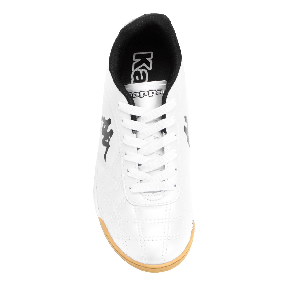 fd2c065b24 Chuteira Futsal Infantil Kappa Bari - Compre Agora