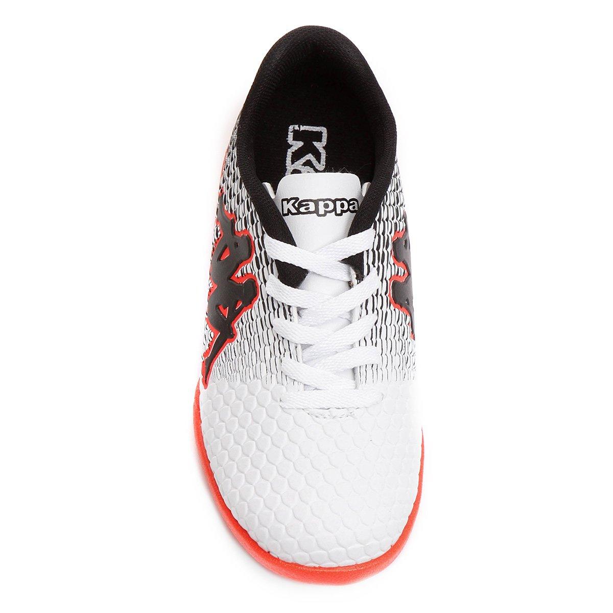 Chuteira Futsal Infantil Kappa Fortore - Compre Agora  ee04e3312f190