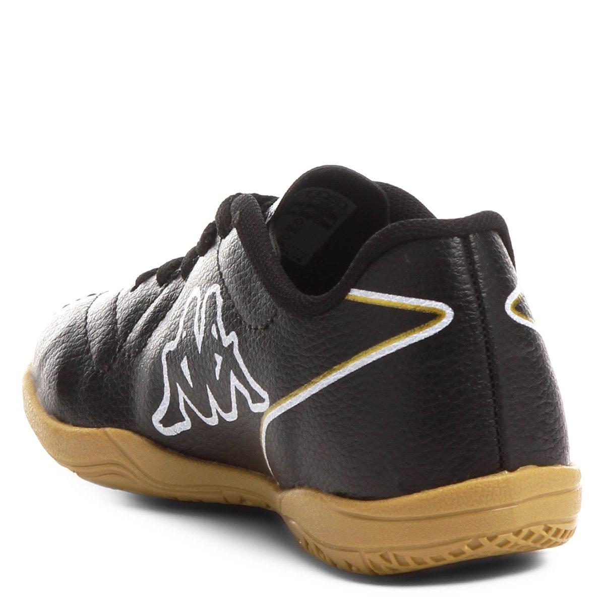 1a91f444ee Chuteira Futsal Infantil Kappa Panaro - Compre Agora