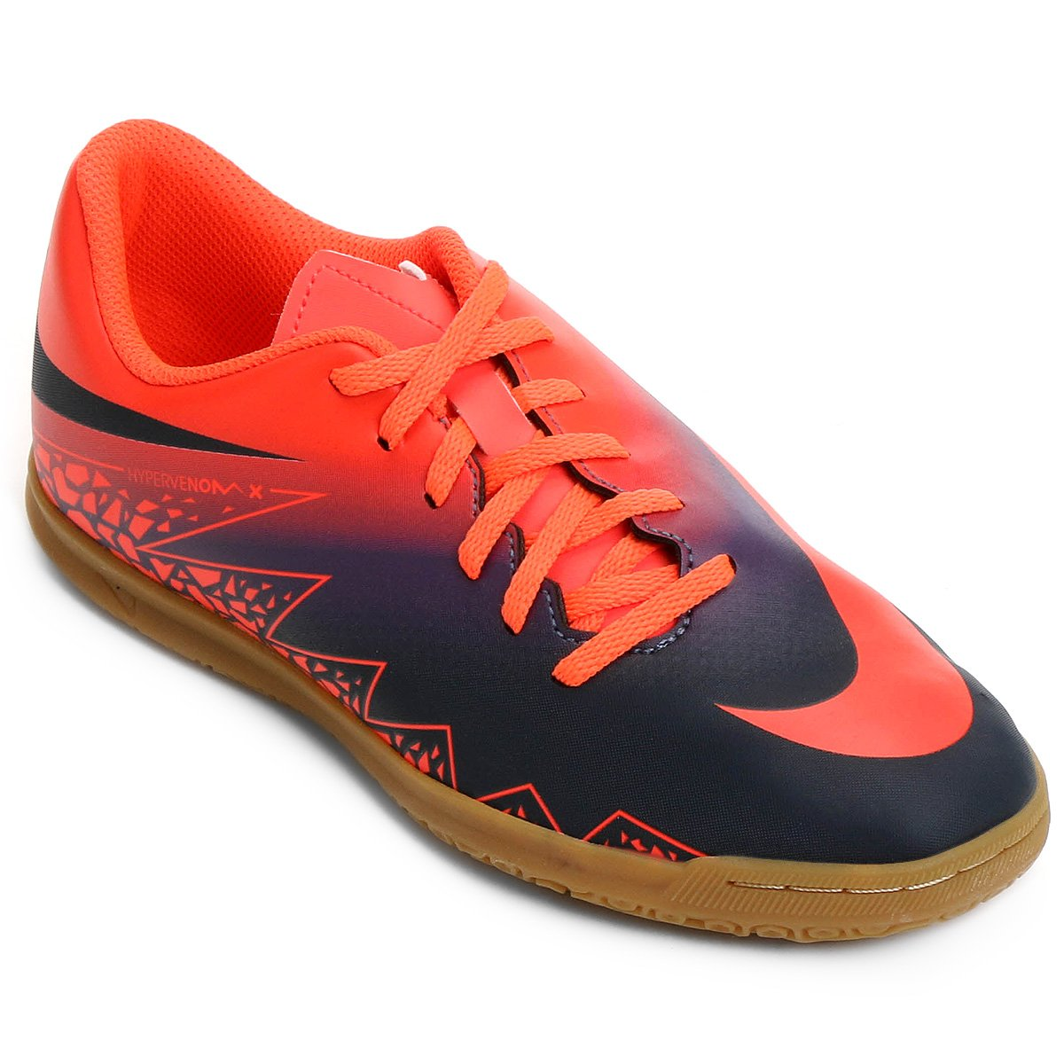 7548dd8348 Chuteira Futsal Infantil Nike Hypervenom Phade 2 IC - Compre Agora ...