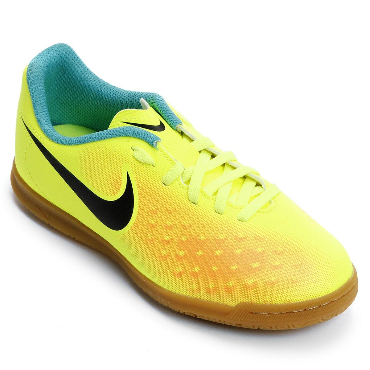 Chuteira Futsal Infantil Nike Magista Ola II IC - Compre Agora ... 27dfbe8f45007