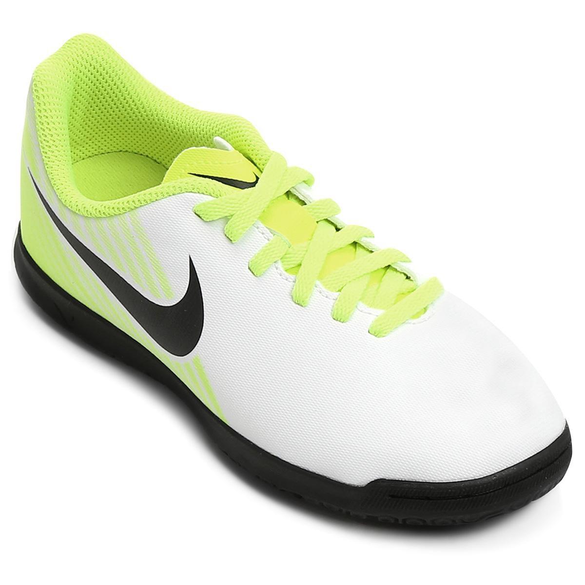Chuteira Futsal Infantil Nike Magista Ola II IC - Compre Agora ... 3fad6c7ac57b7