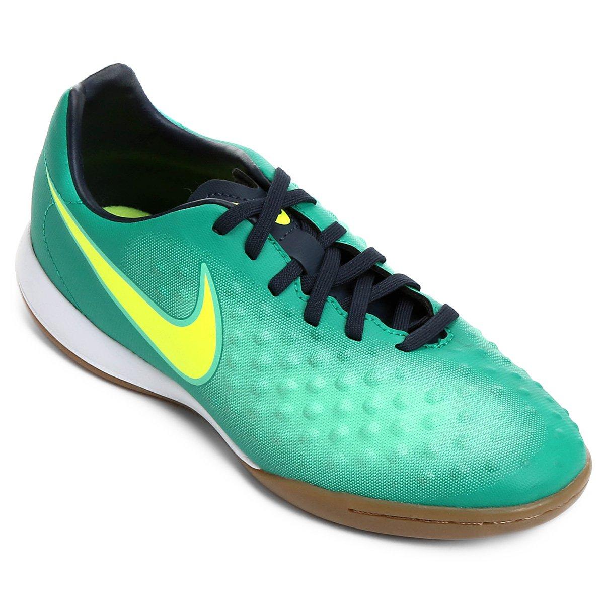 Chuteira Futsal Infantil Nike Magista Opus II IC - Compre Agora ... 9985964a4140d