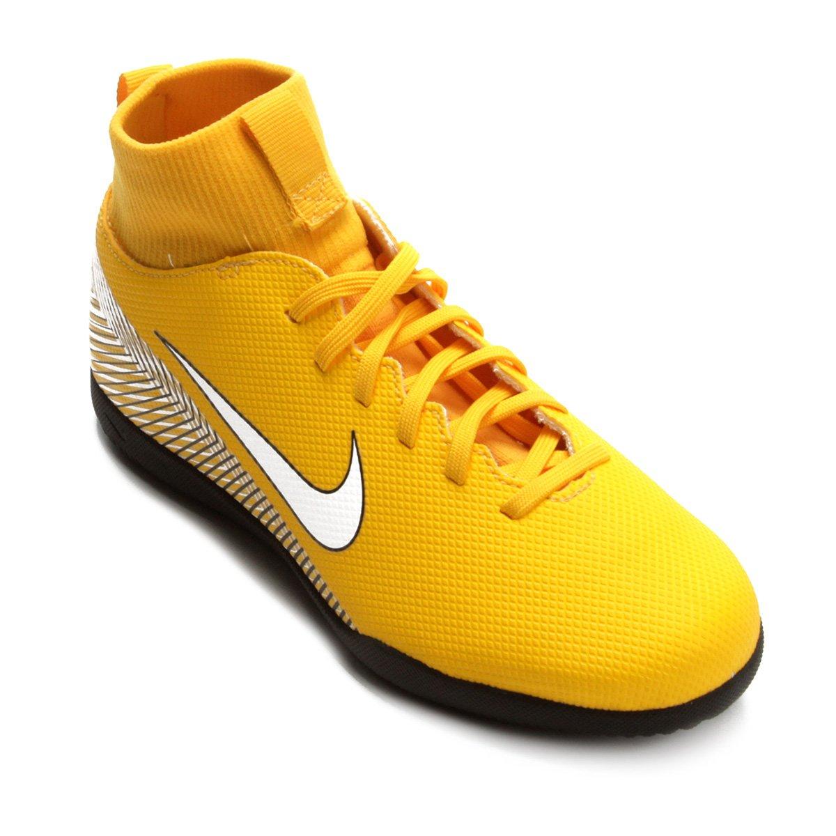 668ae5315 Chuteira Futsal Infantil Nike Mercurial Superfly 6 Club Neymar IC - Compre  Agora