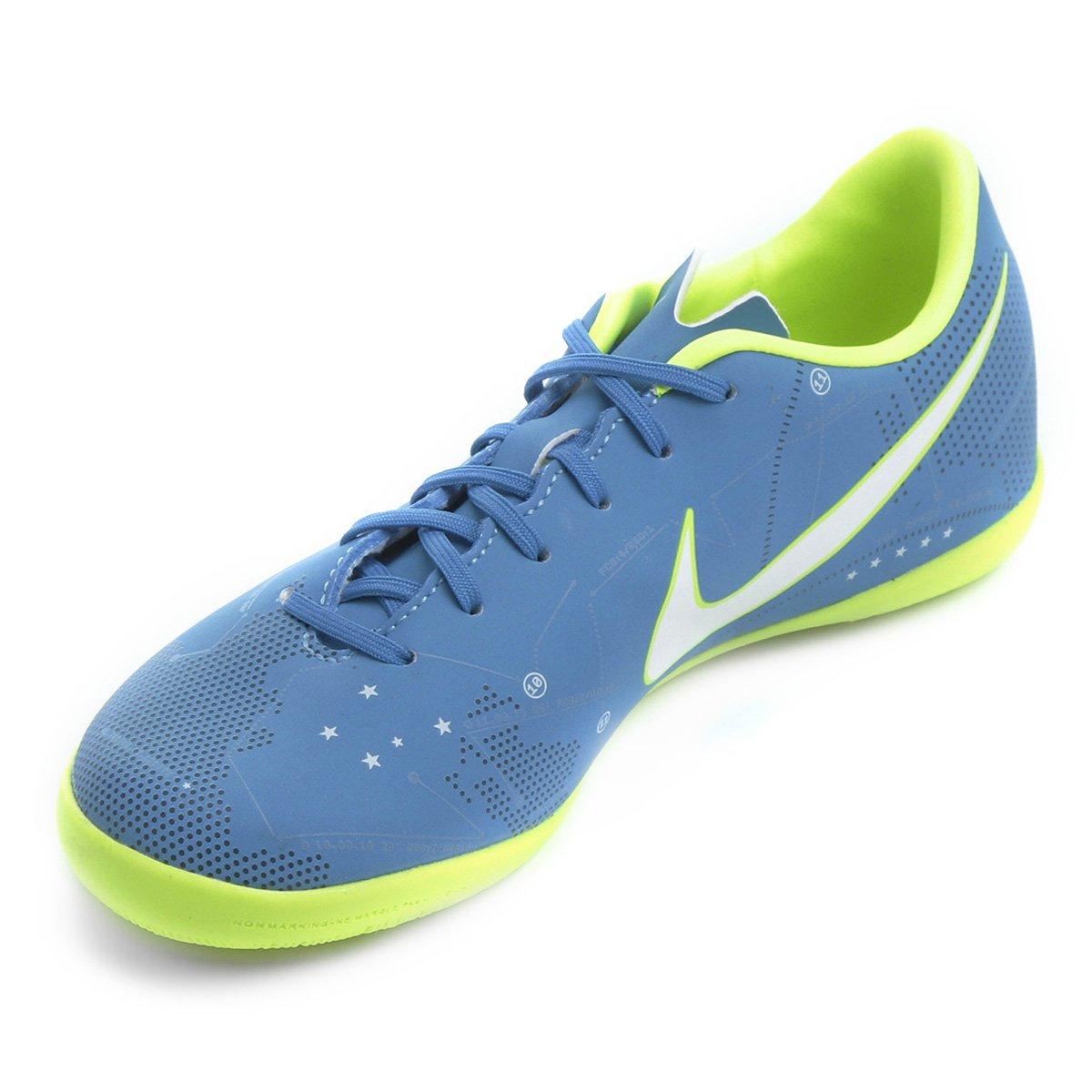 Chuteira Futsal Infantil Nike Mercurial Victory 6 Neymar Jr IC ... 6f813500f9851
