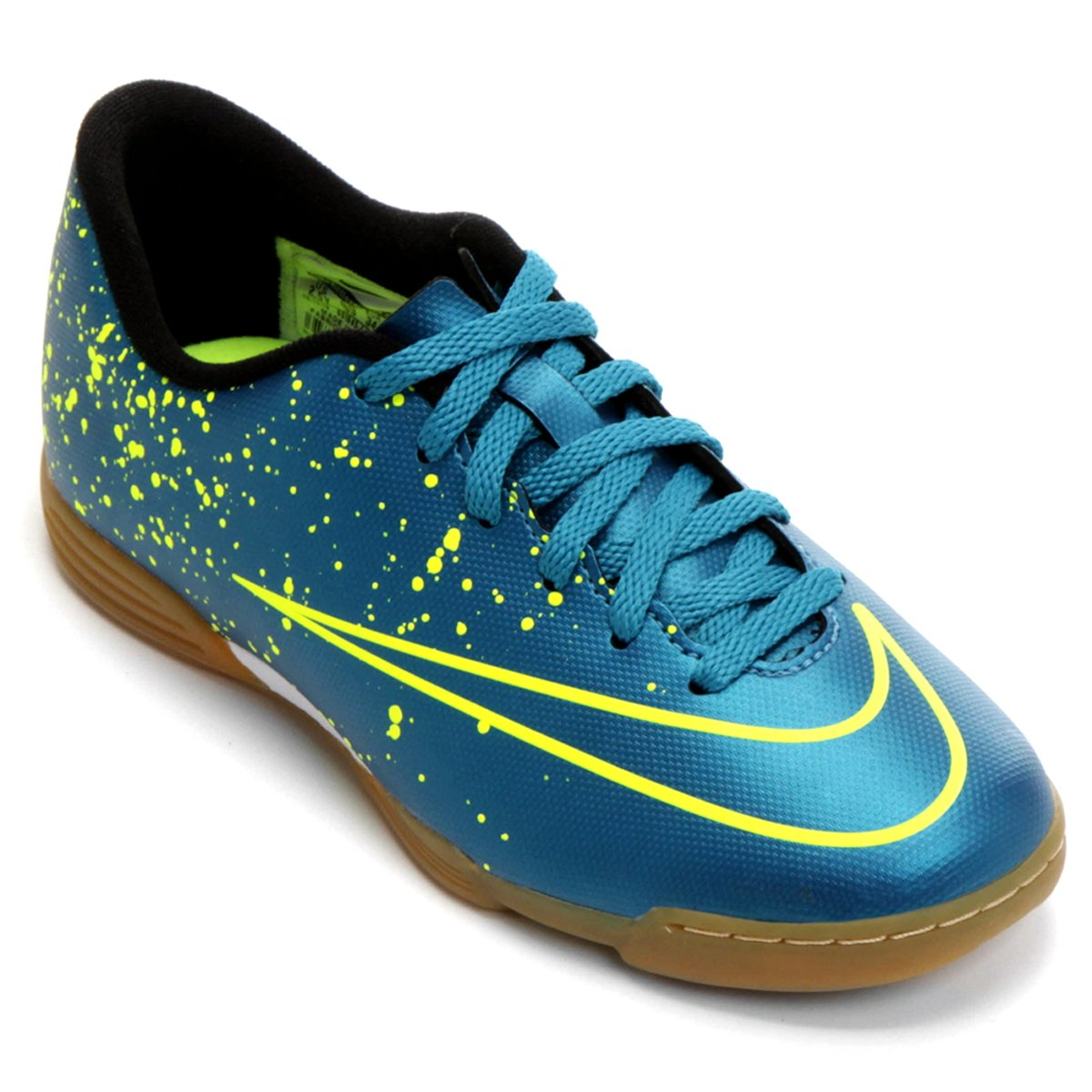 d1d3438c31 ... norway chuteira futsal infantil nike mercurial vortex 2 ic compre agora  netshoes 80460 7f844 ...