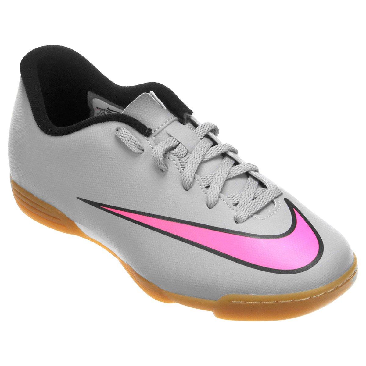 672a72c6b4 Chuteira Futsal Infantil Nike Mercurial Vortex 2 IC - Compre Agora ...