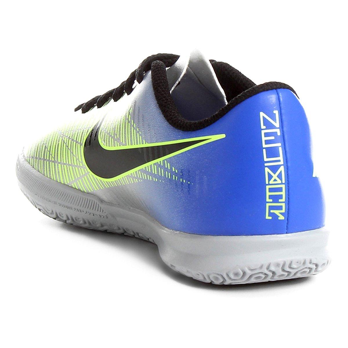 ... Chuteira Futsal Infantil Nike Mercurial Vortex 3 Neymar Jr IC ... 15501de52bd61