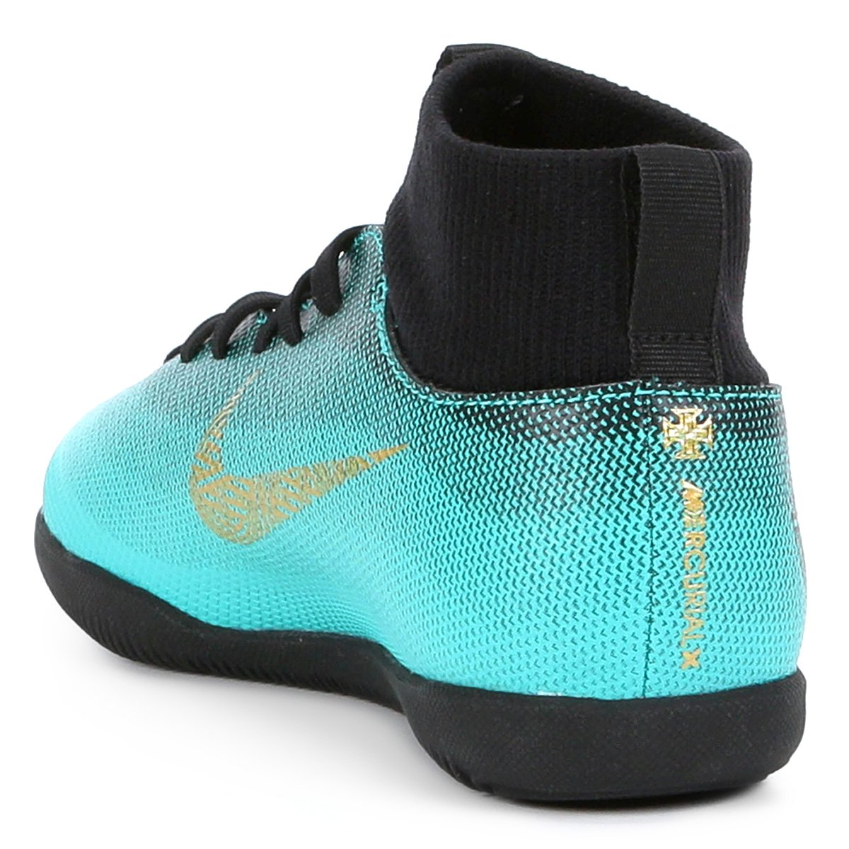 Chuteira Futsal Infantil Nike Superfly 6 Club CR7 IC - Compre Agora ... 72dc68fce3247