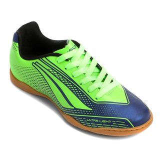 Chuteira Futsal Infantil Penalty K Soccer Storm Speed 7