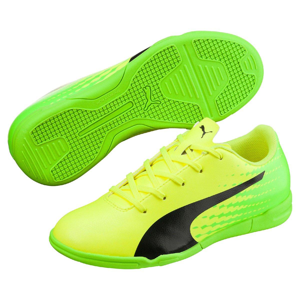 0c75fb1d77a18 Chuteira Futsal Infantil Puma Evospeed 17.5 IT Masculina - Compre Agora
