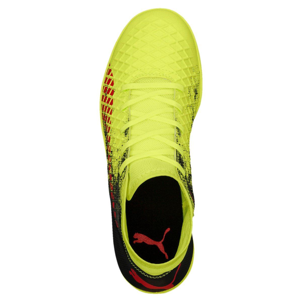 Chuteira Futsal Infantil Puma Future 18.4 IT - Compre Agora  da9d9e54513c2