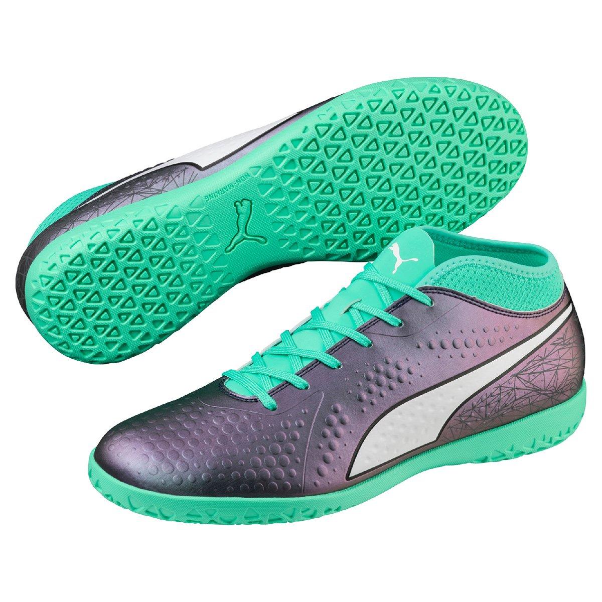 48a65f5a6dd Chuteira Futsal Infantil Puma One 4 IL Syn IT BDP - Compre Agora ...