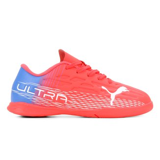 Chuteira Futsal Infantil Puma Ultra 4.3