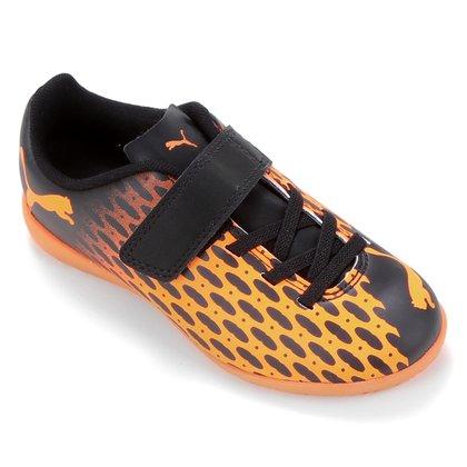 Chuteira Futsal Infantil PumaSpirit III It V Ps