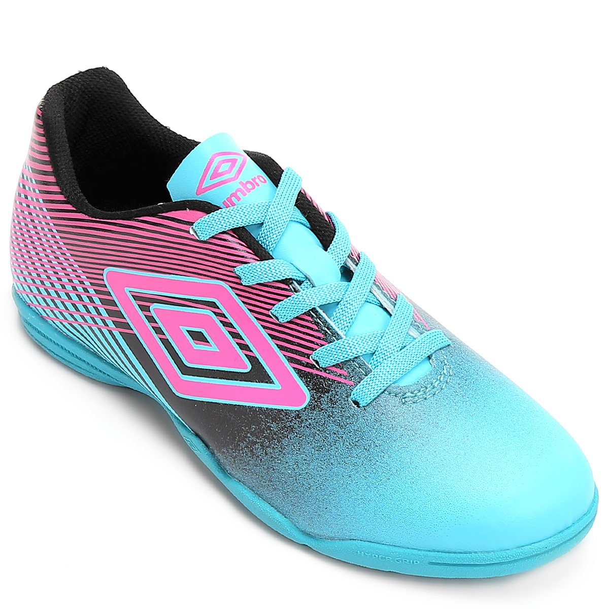 2151b8eee2c8f Chuteira Futsal Infantil Umbro Slice 3 - Compre Agora