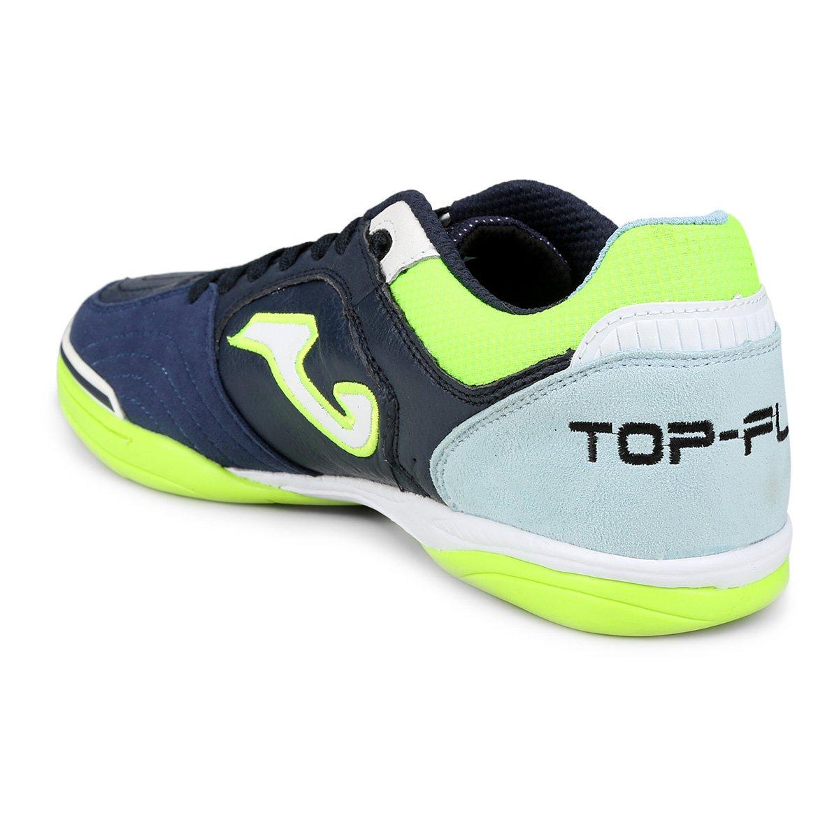 9636378045 Chuteira Futsal Joma Top Flex - Compre Agora