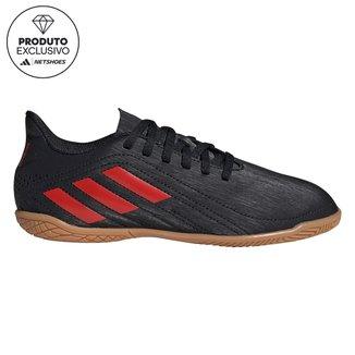 Chuteira Futsal Juvenil Adidas Deportivo - Exclusiva