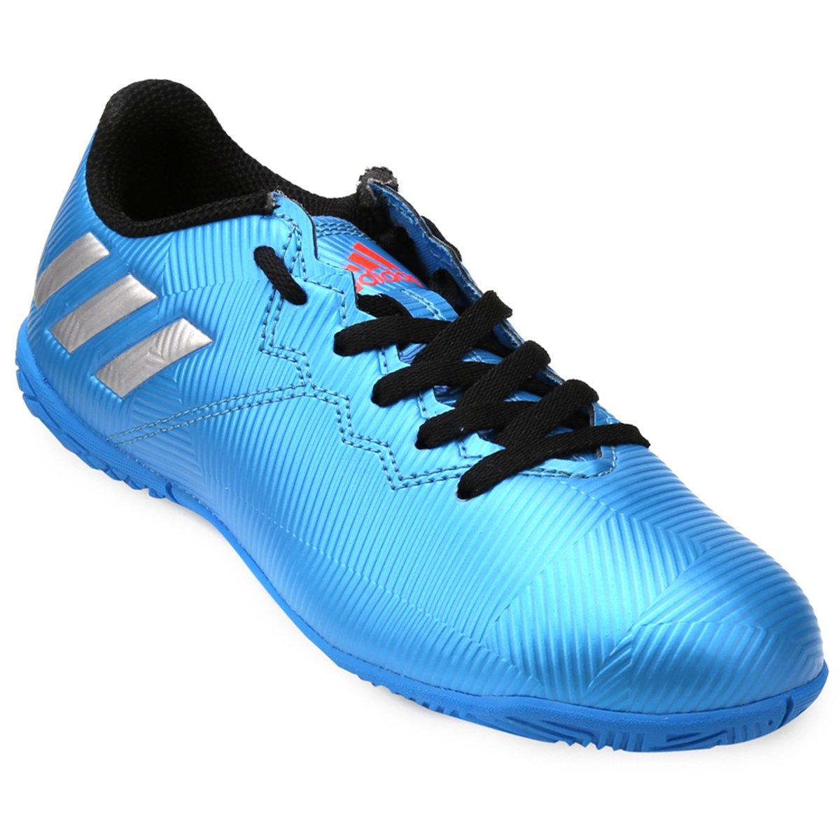 12216913e09b9 Chuteira Futsal Juvenil Adidas Messi 16 4 IN - Compre Agora