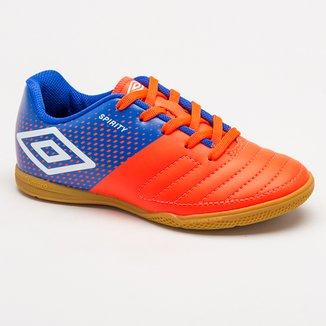 Chuteira Futsal Juvenil Umbro Spirity