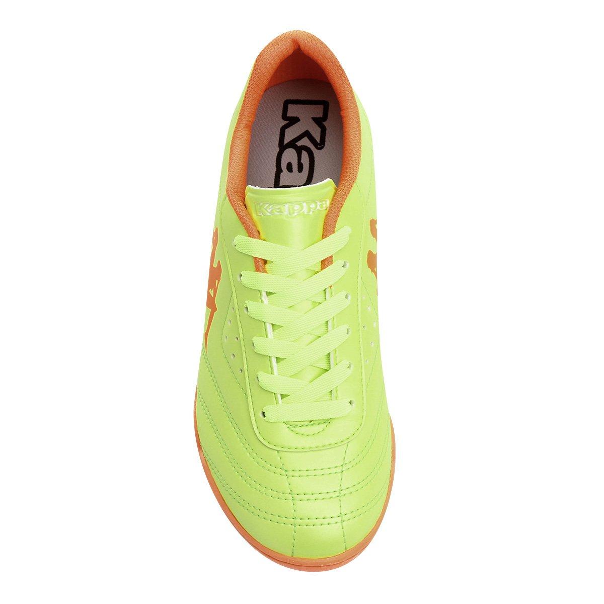 Chuteira Futsal Kappa Pésaro - Compre Agora  24c39c6af51cc