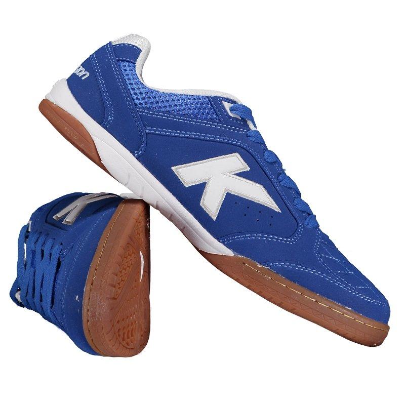 c576e23c6af Chuteira Futsal Kelme Precision LNFS Masculina - Azul - Compre Agora ...