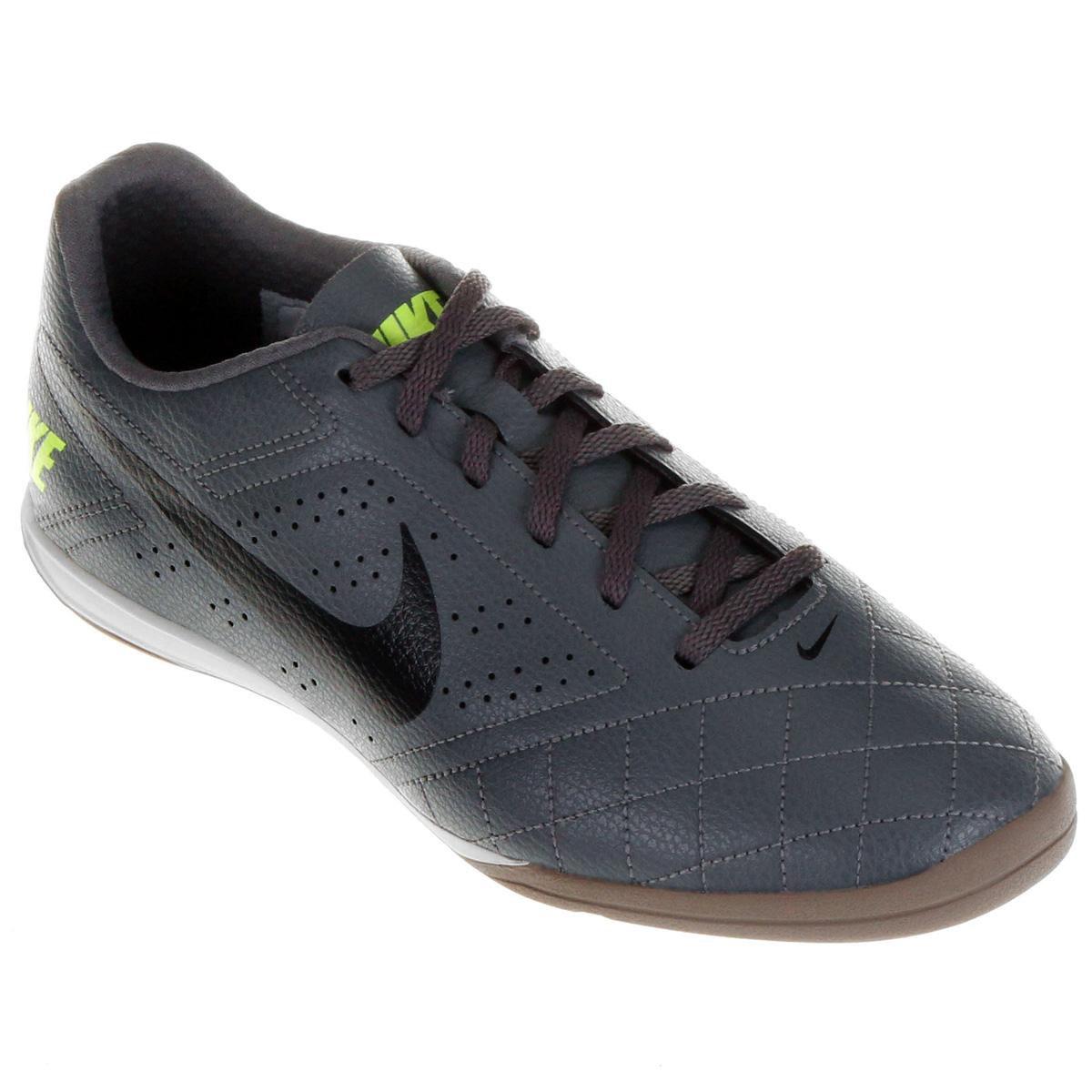 712cec6075542 Chuteira Futsal Nike Beco 2 Futsal - Chumbo - Compre Agora