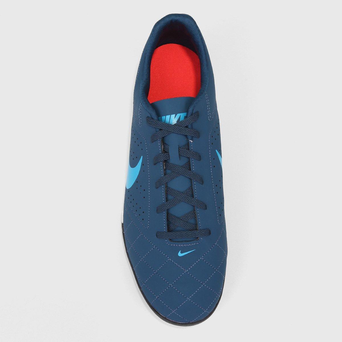 6557619eaf Chuteira Futsal Nike Beco 2 Futsal - Marinho - Compre Agora
