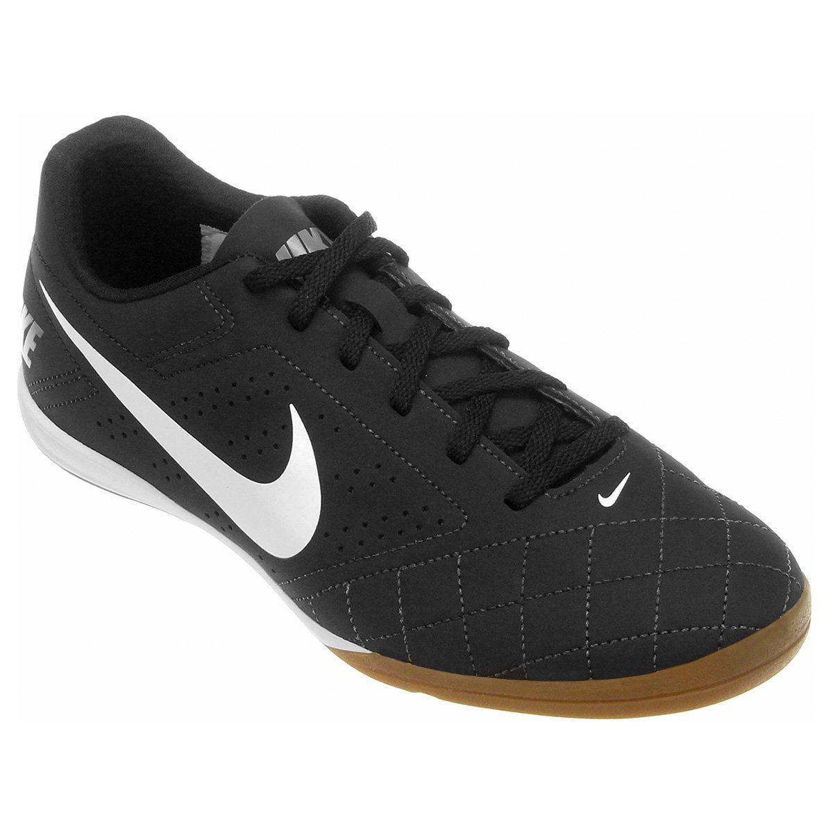 calidad y cantidad asegurada Venta de liquidación 2019 2019 profesional Chuteira Futsal Nike Beco 2 Futsal - Preto e Branco